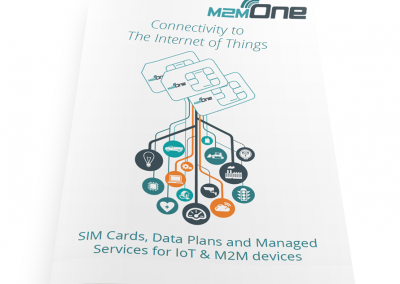 M2M One – Brochure Design