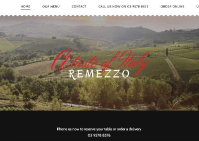 Remezzo Italian Restaurant